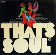 Aretha Franklin, Otis Redding, Percy Sledge … - That's Soul
