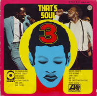 Solomon Burke, Wilson Pickett, Otis Redding,.. - That's Soul 3