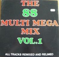 The 88 Multi Megamix - The 88 Multi Megamix Vol. 1
