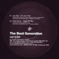 Jay Dee, Kenny Dope, Pete Rock - The Beat Generation (Sampler)
