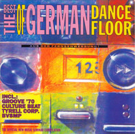 MC Jet, Bigod 20, Beverlee - The Best Of German Dancefloor