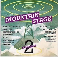 Michelle Shocked,John Prine,R.E.M,Billy Bragg, u.a - The Best Of Mountain Stage Live - Volume Two