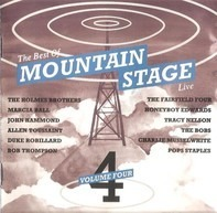 The Holmes Brothers,Marcia Ball,Duke Robillard, u.a - The Best Of Mountain Stage Live Volume Four