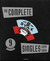 William Bell, The Mar-Keys, Carla Thomas a.o. - The Complete Stax-Volt Singles 1959-1968