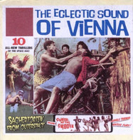 Tosca / Mum / Jeremiah / Komenda / a.o. - The Eclectic Sound Of Vienna