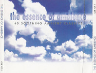 Moby / Caustic Window / Mandalla a.o. - The Essence Of Ambience