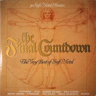 Europe / Alice Cooper / Inxs a.o. - The Final Countdown - The Very Best Of Soft Metal