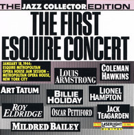 Teagarden, Louis Armstrong, Mildred Bailey - The First Esquire Concert