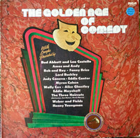 Fanny Brice / Eddie Cantor a.o. - The Golden Age Of Comedy