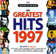 Spice Girls / Aqua / No Doubt a.o. - The Greatest Hits Of 1997