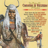 Eddie Miller / Hank Penny / Red Foley - The History Of Country & Western Music Volume 14