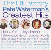 Kylie Minogue, Donna Summer, Steps, a.o. - The Hit Factory - Pete Waterman's Greatest Hits