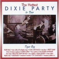 Various - The Hottest Dixie Party in Town - Tiger Rag