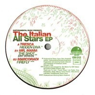 Various - The Italian All Stars EP