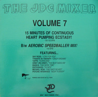 Tapps, Shy Rose, Michael Bow a.o. - The JDC Mixer Volume 7