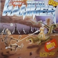 DIO, Scorpions, Warlock a.o. - The Power Of Metal Hammer