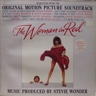 Stevie Wonder, Dionne Warwick - The Woman In Red