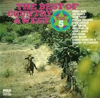 Bobby Bare, Jim Reeves, Hank Snow,.. - The Best Of Country & West, Vol. 5