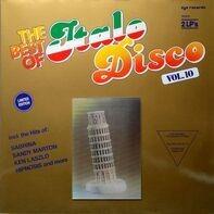 Sabrina, Linda Jo Rizzo, Sandy Marton a.o. - The Best Of Italo-Disco Vol. 10