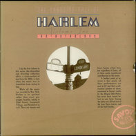Don Byas / Lionel Hampton / Cozy Cole / a.o. - The Changing Face Of Harlem Volume Two: An Anthology