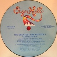 Spoonie Gee, Lady B. and others - The Greatest Rap Hits Vol 1