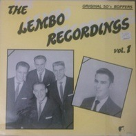 The Dusters, Jimmy Rhodes, Dwarless Fearsley - The Lembo Recordings Vol. 1