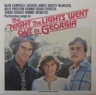 Glen Campbell, George Jones, Kristy McNichol, Tammy Wynette... - The Night The Lights Went Out In Georgia