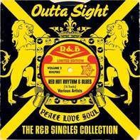 Various - The R&b Singles Collection LP Vol.2 (Remastered)