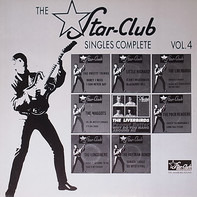 The Pretty Things, Little Richard, The Maggots, u.a - The Star-Club Singles Complete Vol. 4