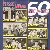 Various - Those Were The Sixties