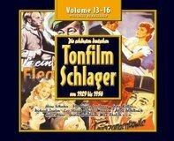 Various - Tonfilm Schlager 1929-1950 Vol.13-16