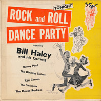 Don Costa, Bunny Paul a.o. - Tonight: Rock And Roll Dance Party