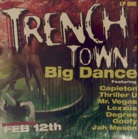 Capleton / Thriller U / Mr. Vegas a.o. - Trench Town Big Dance (LP One)