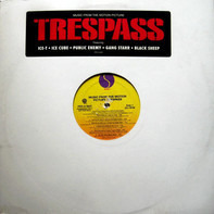 Ice T, Ice Cube, Public Enemy - Trespass (Music From The Motion Picture)