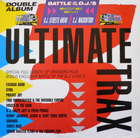 DJ Jazzy Jeff & The Fresh Prince, Grandmaster Flash & The Furious Five, The Fatback Band a.o. - Ultimate Trax 3