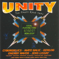 Merlyn, Legal Mission, Cybordelics a.o. - Unity - The Party Rave Trax