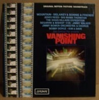 J.B. Pickers, Mountain, Jerry Read, a.o. - Vanishing Point (Original Motion Picture Soundtrack)