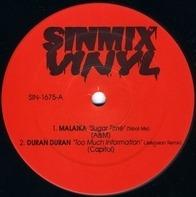 Malaika, Duran Duran, Nu Colours - Sugar Time, Too Much Information, Power