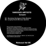 Robsoul Recordings Sampler - Various Artists Sampler Robsoul recordings