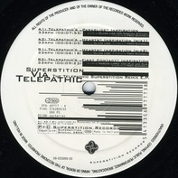 Paragliders, L.S.G. - Via Telepathic - The Telepathic Superstition Remix E.P.