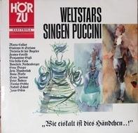 Maria Callas, Giuseppe di Setfano, Anna Moffo,.. - Weltstars singen Puccini