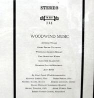 Vivaldi, Telemann, Mozart a.o. - Woodwind Music