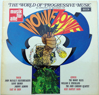 Genesis, The Moody Blues, a.o. - The World Of Progressive Music: Wowie Zowie!