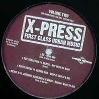 New Edition, Young Steff, B5, Guy Sebastian, Keith Sweat, Heavy D - X-Press # 2  First Class Urban Music