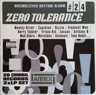 Bounty Killer, Capleton, Sizzla a.o. - Zero Tolerance -20tr-