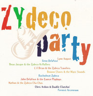 Buckwheat Zydeco / Lynn August a.o. - Zydeco Party