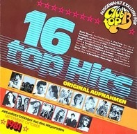 Various - 16 Top Hits - Aktuellste Schlager Aus Den Hitparaden September / Oktober 1981