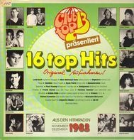 Men Without Hats, Laid Back a.o. - 16 Top Hits November/Dezember 1983