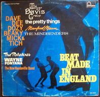 The Pretty Things, Manfred Mann, Spencer Davis - Beat Made In England