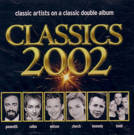 Bond / Luciano Pavarotti / Libera - Classics 2002